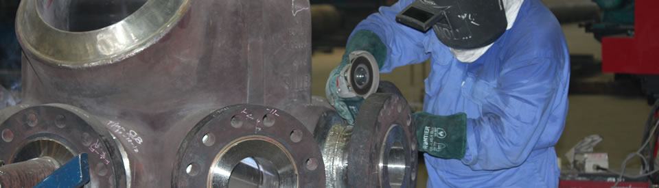 Pipe Spool Fabrication