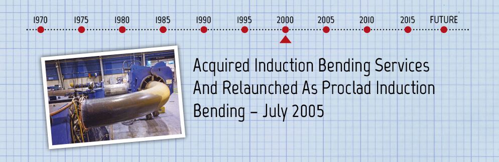 Proclad Induction Bending - July 2005