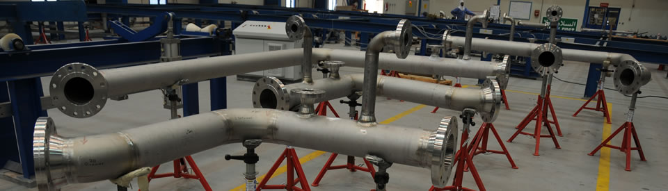 Pipe Spool Fabrication Components